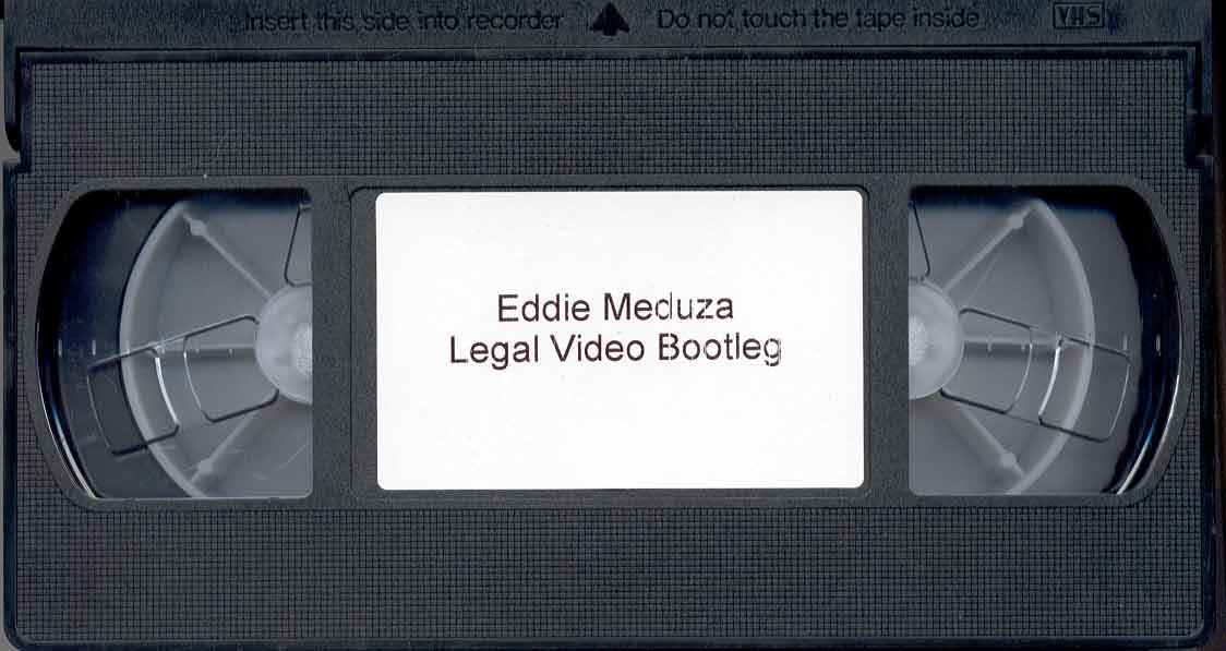 Legal Video Bootleg
