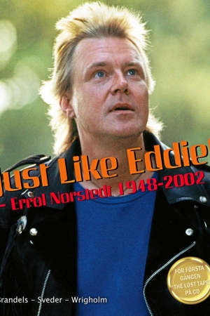 Just Like Eddie är titeln och en CD-version av The Lost Tape ser ut att följa med.